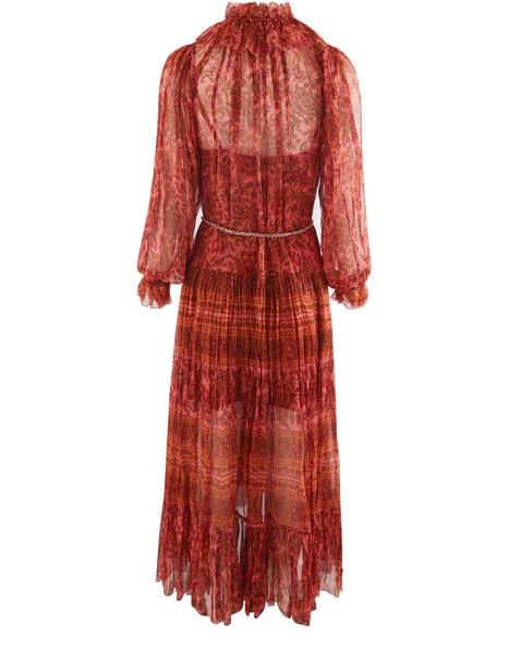 ZIMMERMANNLong Edie silk dress