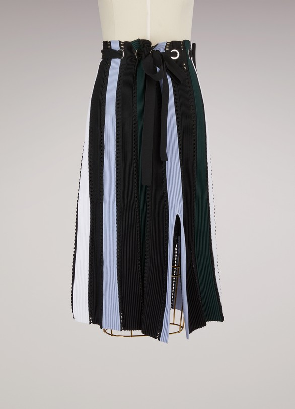 Proenza SchoulerWaist-tie Knit Sweater