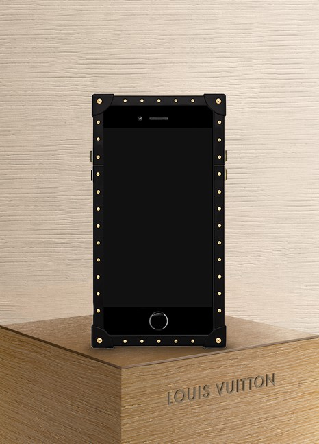 LOUIS VUITTON Eye-Trunk pour Iphone 7