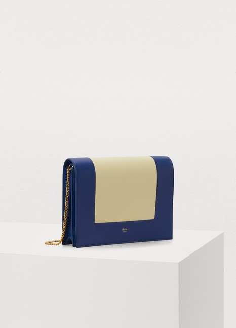 CélineFrame clutch bag