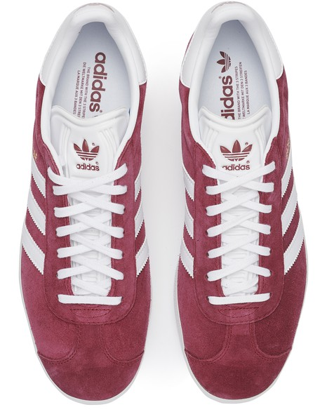 adidas Originals GAZELLE Bordeaux Free delivery with Shoes