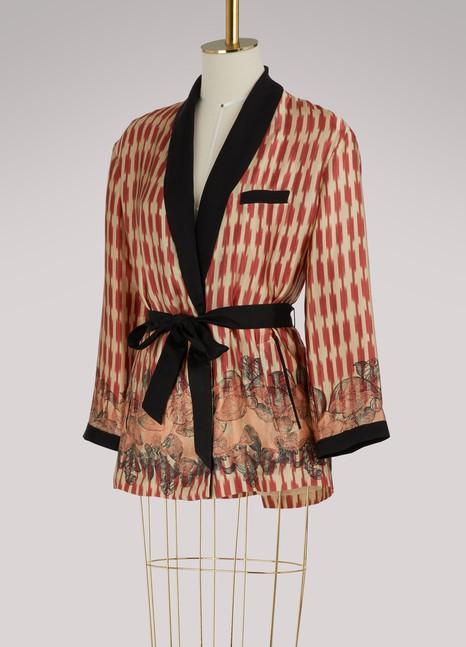 Forte_ForteSilk kimono jacket