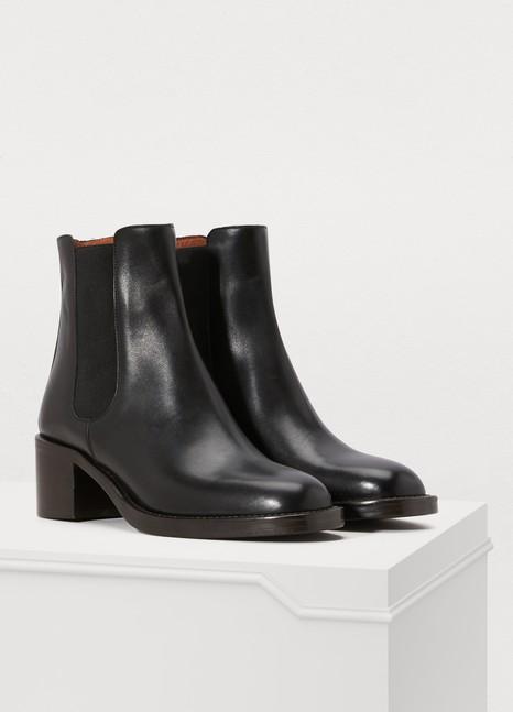 Michel VivienCraven ankle boots