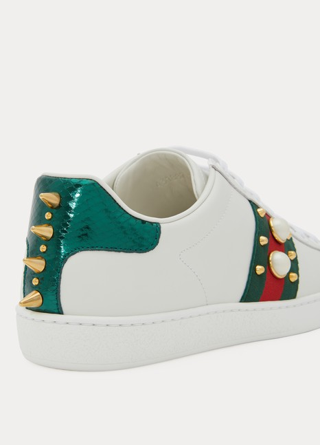 4032713fc82 Women's New Ace sneakers | Gucci | 24 Sèvres