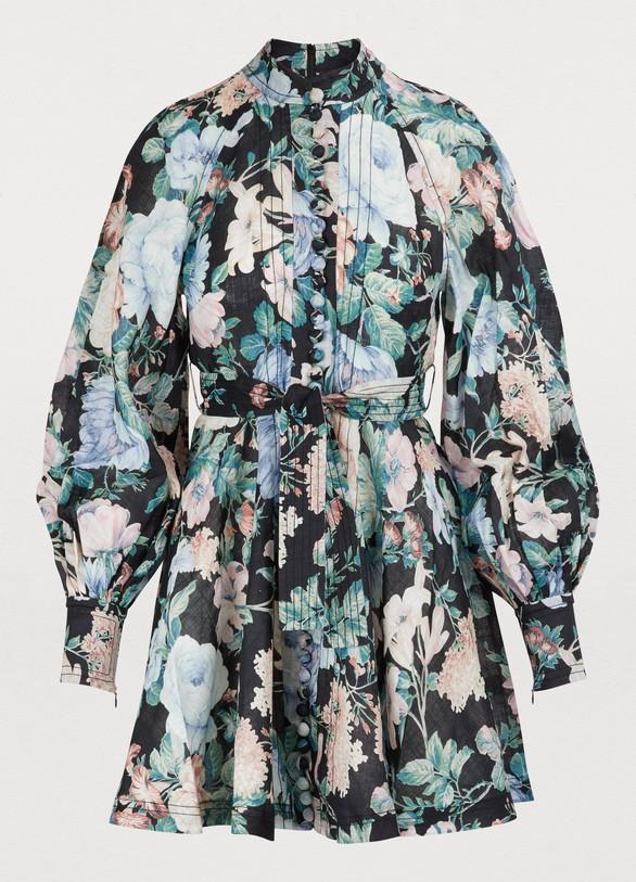 ZIMMERMANNVerity linen dress