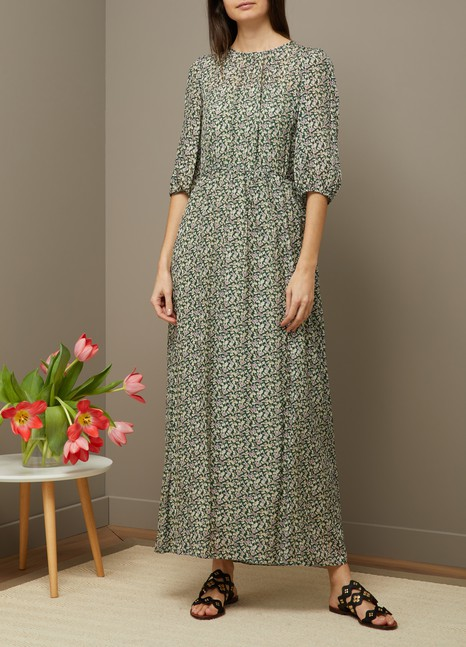 Vanessa BrunoSilk Ijka long dress