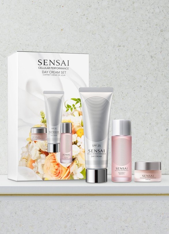 SENSAI Cellular Performance set crème de jour