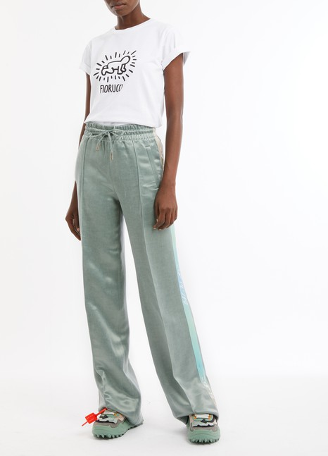 OFF-WHITEJersey tracksuit bottoms