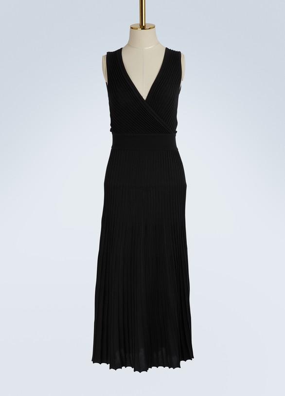 Loro PianaCala Luna sleeveless dress