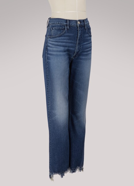 3 X 1 Jean W5 Empire Crop Bell