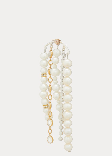 Magda Butrym Narcissus earrings