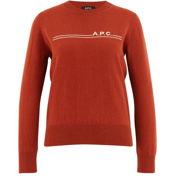 A.P.C.Éponyme jumper