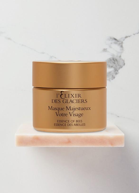 Elixir Des GlaciersMasque Majestueux Votre Visage 50 ml