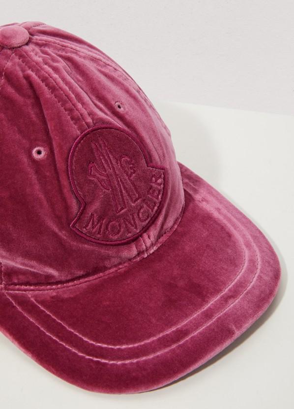 0ffd39eea74 ... Moncler Velvet cap ...