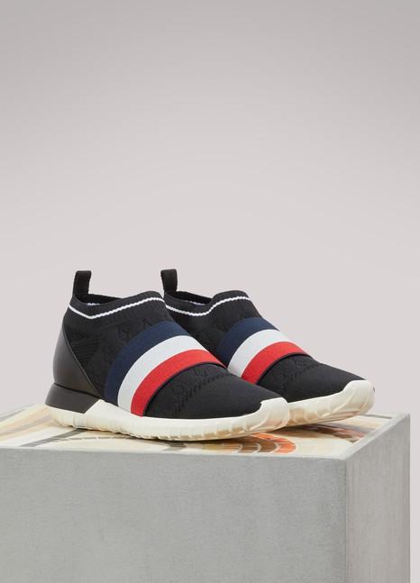 MonclerWallflower sock sneakers