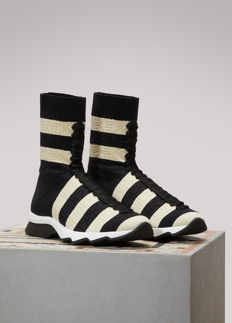 Fendi Sock sneakers