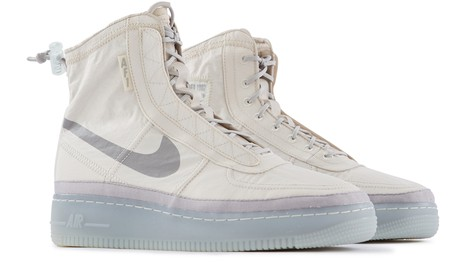 NIKEAir Force 1 Shell trainers