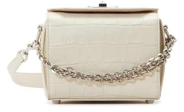 ALEXANDER MCQUEENBox Bag 19 shoulder bag