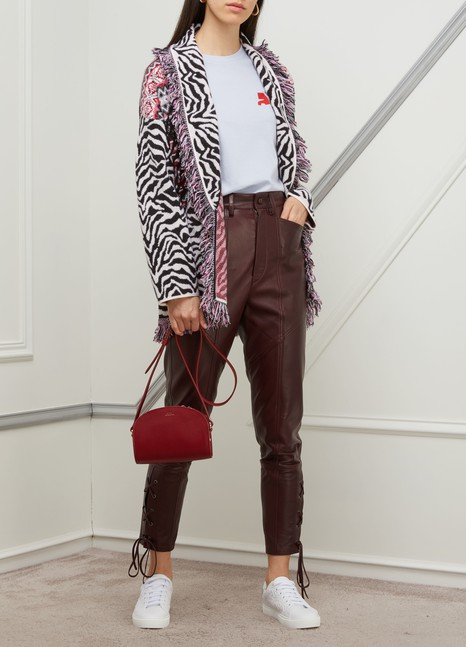 ALANUIWool-cashmere blend cardigan