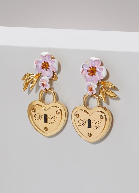 Dolce & GabbanaBoucles d'oreilles cadenas