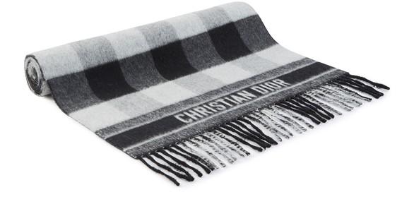 DIORCheck'N'Dior scarf