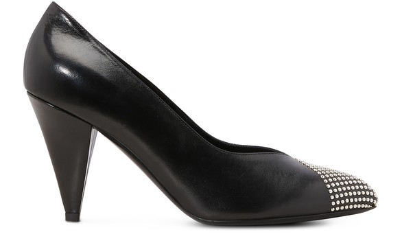 CELINECeline Triangle heel pumps