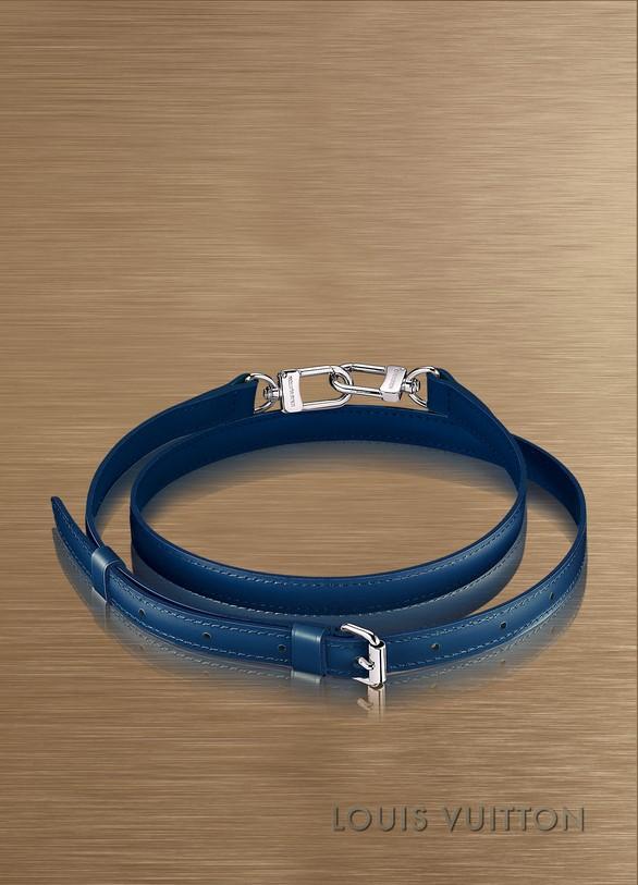 Louis VuittonBandoulière réglable 16mm Epi