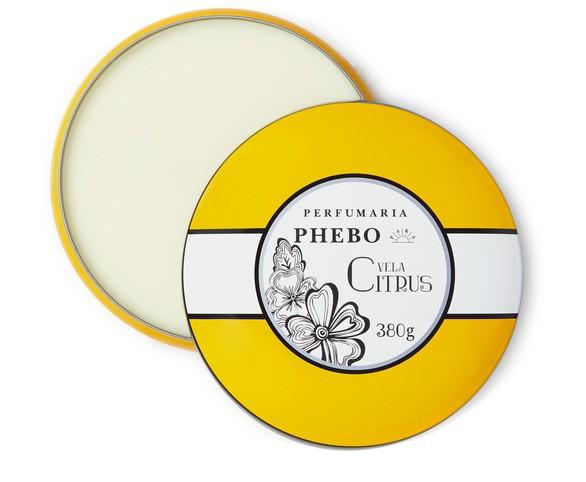 PHEBOCitrus Candle 380 g