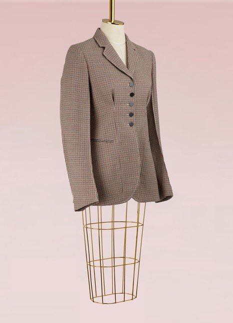 Stella McCartney Gael Wool Jacket