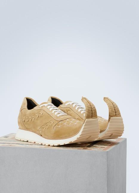 LoeweSneaker Dinosaur