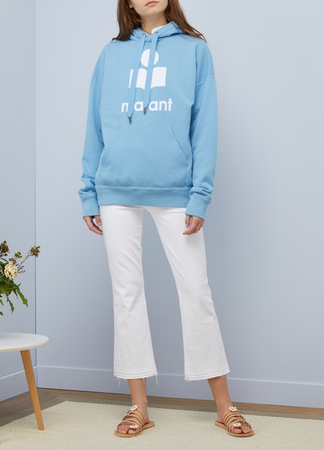 Isabel Marant Mansel cotton hoodie