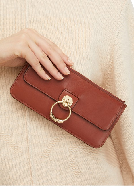 CHLOETess long wallet