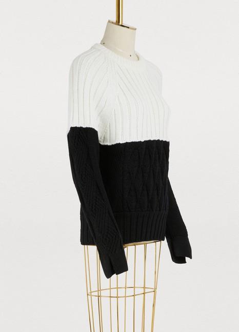 GauchereMeril wool sweater