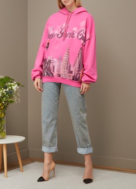 Balenciaga Sweatshirt oversize New York City