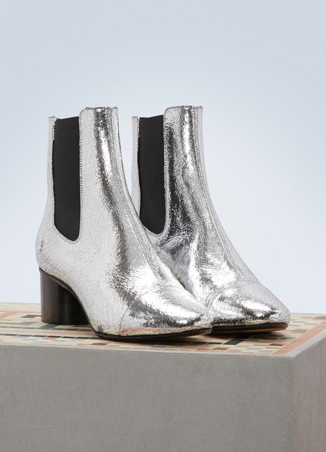 ISABEL MARANTChelsea boots Danelya en cuir