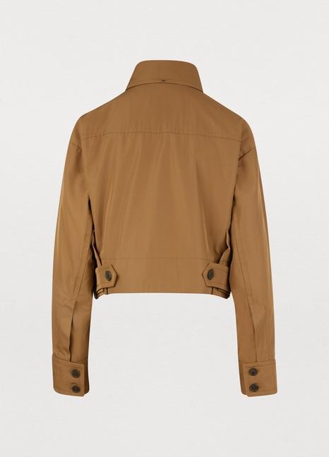 SPORTMAXShort Lana trench coat