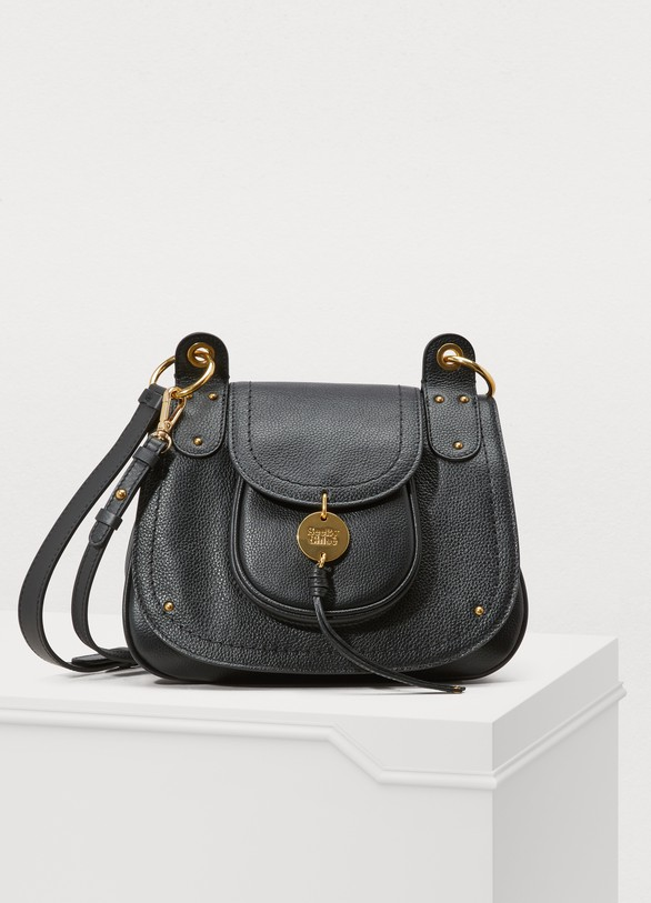 See by Chloé Leather Susie shoulder bag