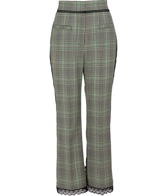 MSGMCheck trousers