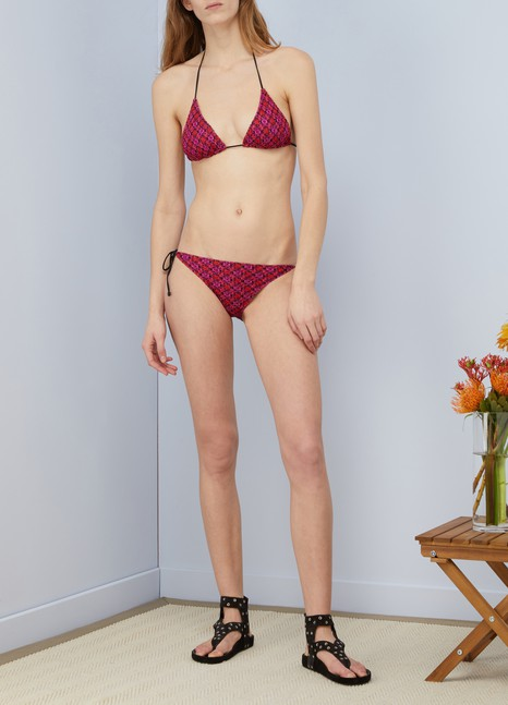 MissoniZig Zag bikini