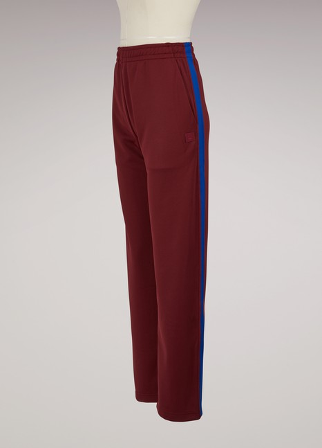 Acne Studios Norwich Face Pants