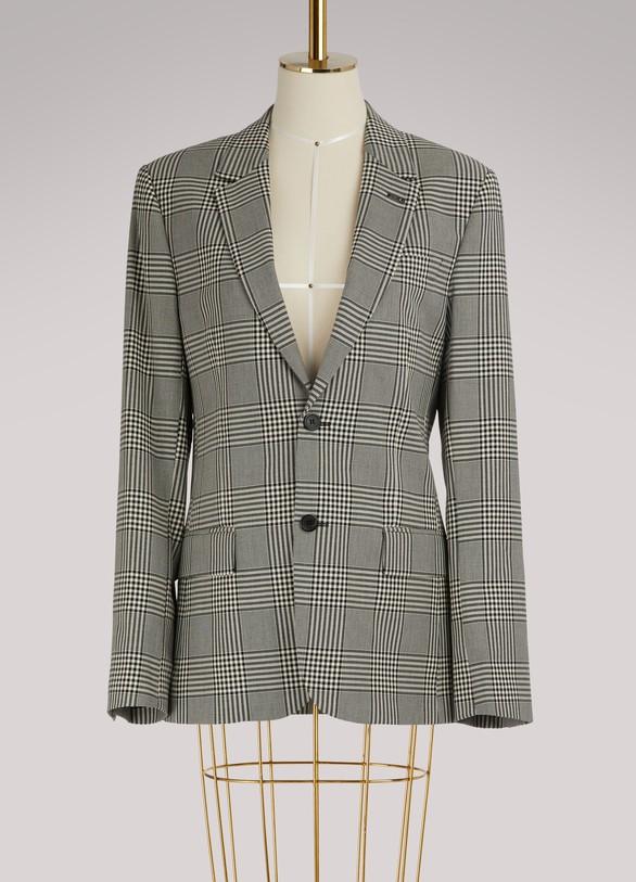 AmiChecked jacket