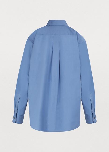 SOFIE D'HOORECotton poplin shirt