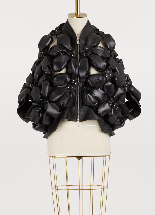 ad936fab9 Women s 6 Moncler Noir Kei Ninomiya coral down jacket