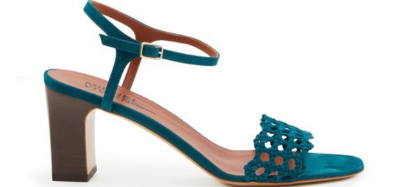 MICHEL VIVIENTrani sandals