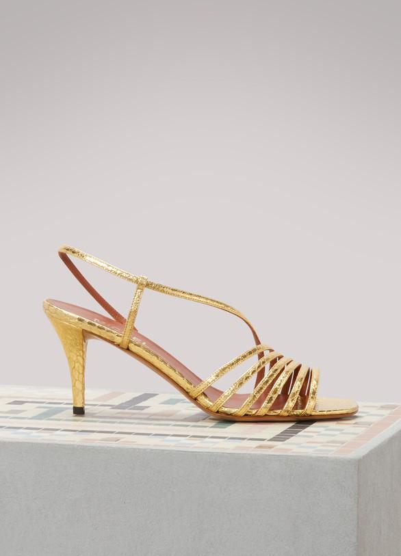 Michel VivienMélania sandals