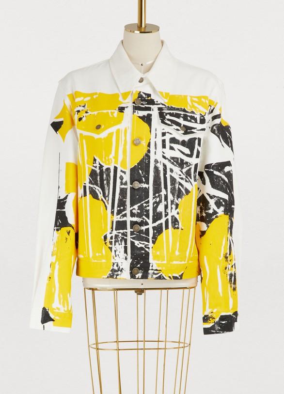Calvin Klein 205W39NYCBlouson en coton