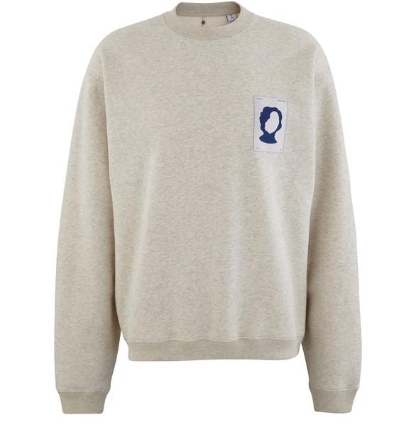 OAMCFrank round neck sweatshirt