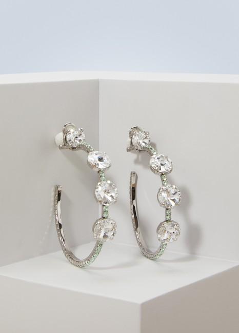 Miu MiuCrystal earrings