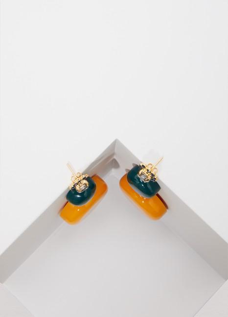 MarniCircle earrings