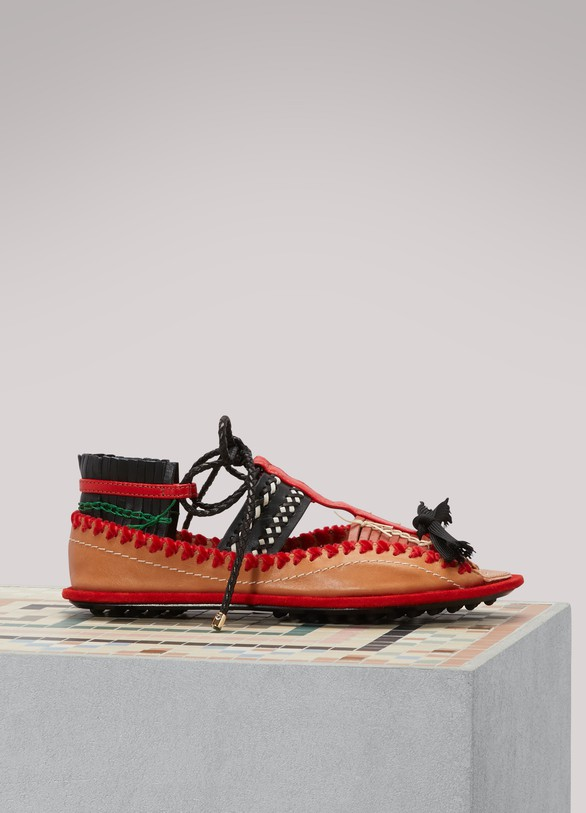 CarvenBerri open-toe sandals